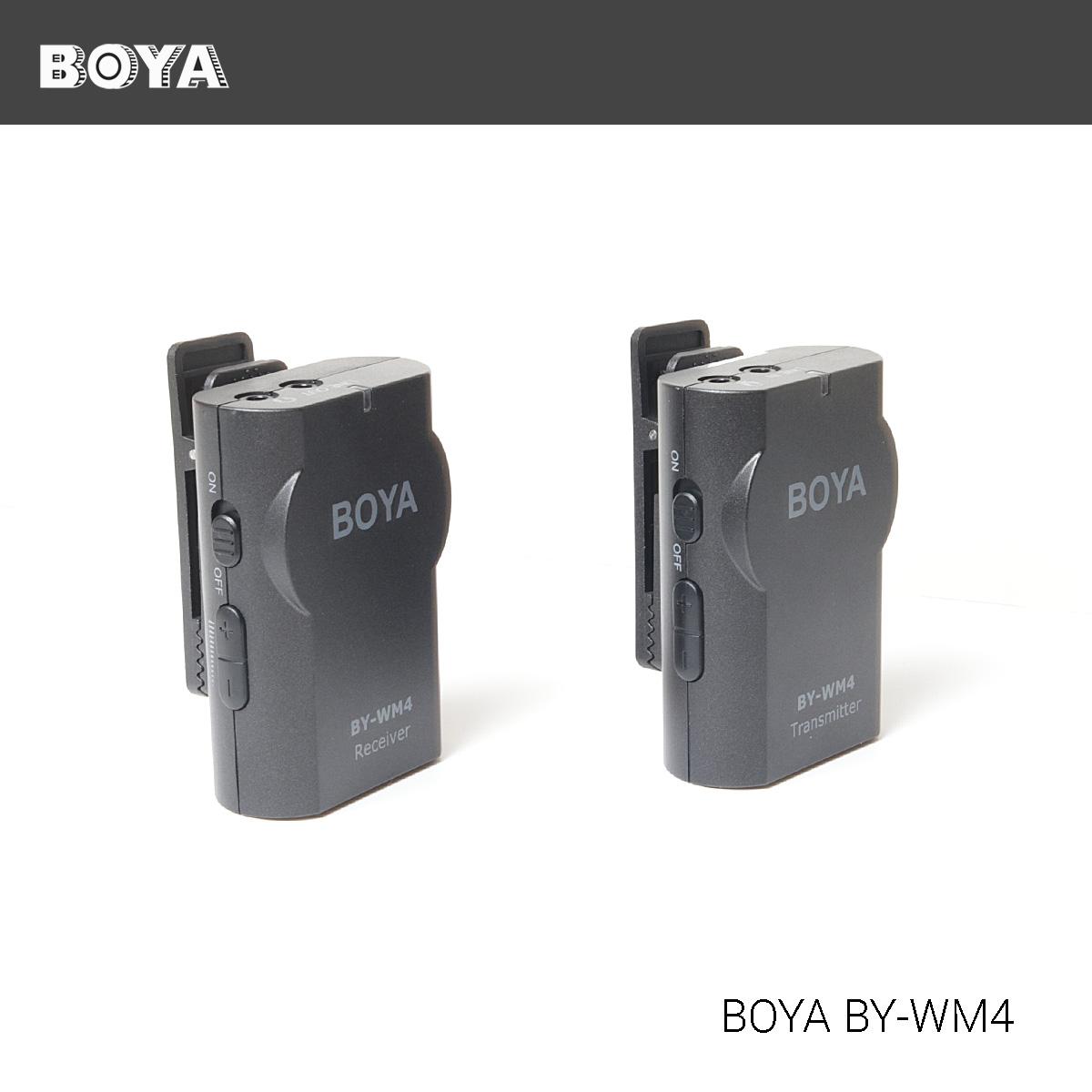 Boya BY-WM4 уже в продаже!